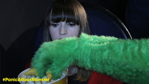 Charity Video Campaign - Panic Attack Monster