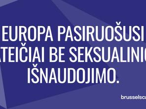 """Tarptautinė konferencija """"Jos ateitis - lygybė"""""""