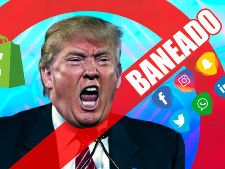 Trump baneado en Shopify [18/01/21] Informativo semanal Marketing y Negocio Digital
