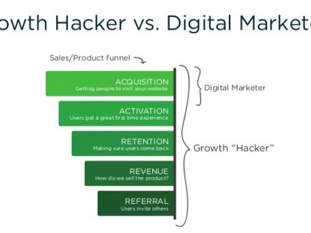 7 hacks para crecer en redes. Growth Hacking.