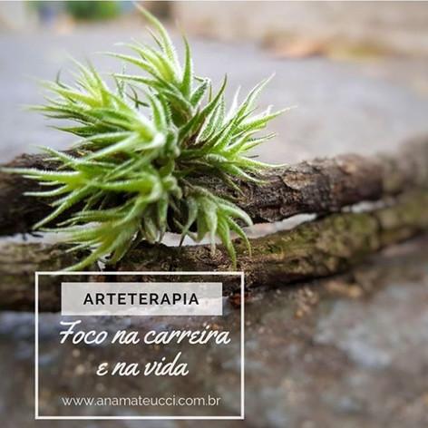 Arteterapia - Foco na Carreira
