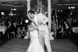Bride & Groom first dance!