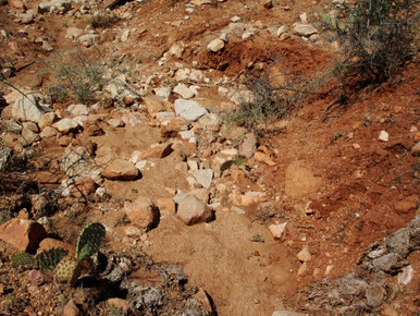 red dirt gold prospecting placer mining arizona mining claims