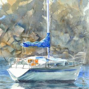 Boat-in-Ulladulla-Harbour