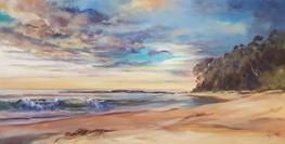 Sunrise at Mollymook Beach
