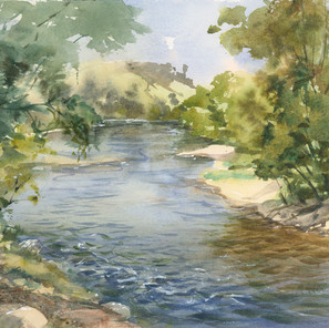 On-the-Tumut-River