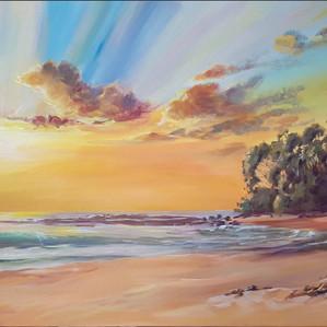 Mollymook Beach for Rebecca