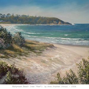 Mollymook Beach