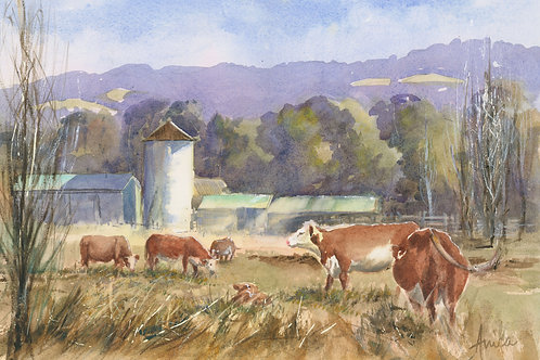 Milton Farming