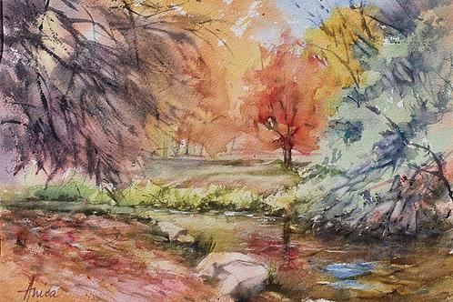 Autumn in Tumbarumba