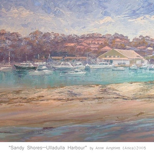 Sandy Shores Ulladulla Harbour