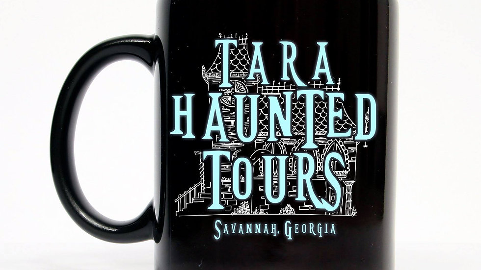 Tara Haunted Tours Coffee Mug