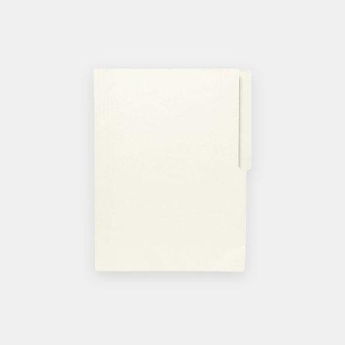 (81)White Folder (Long)