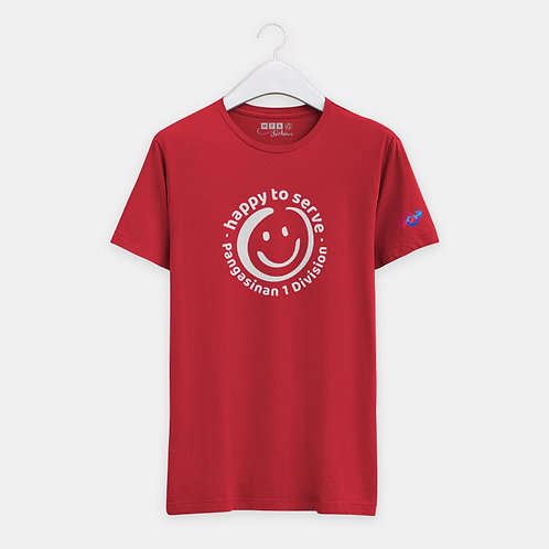 HTS T-shirt with GAD Logo
