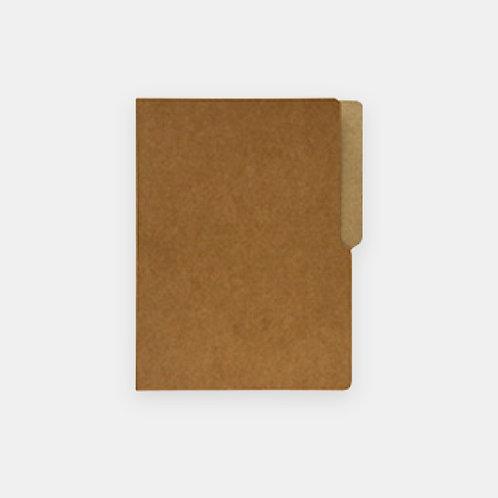 (4)Brown Folder (Long)