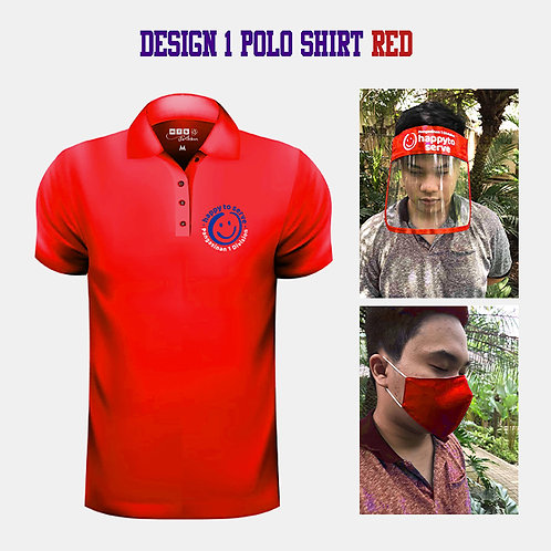 GAD Polo Shirt (All-in-One)