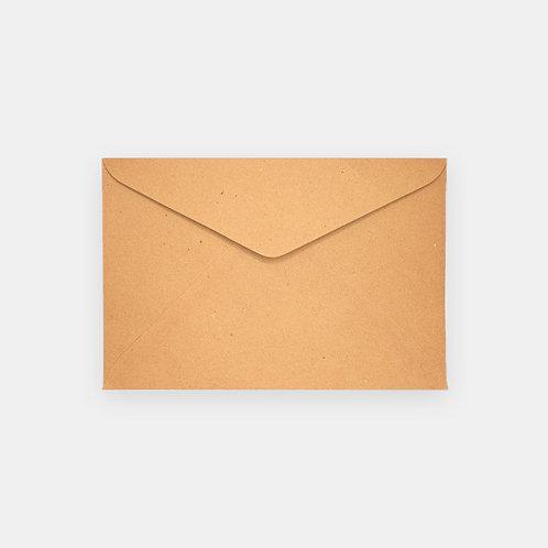 (3)Brown Envelope (Short)
