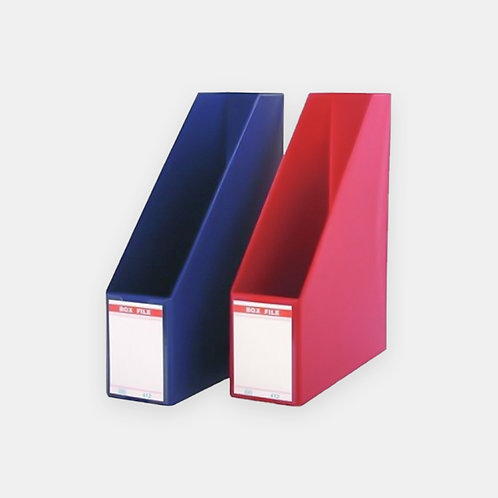 (26-27)File Box (Red/Blue)