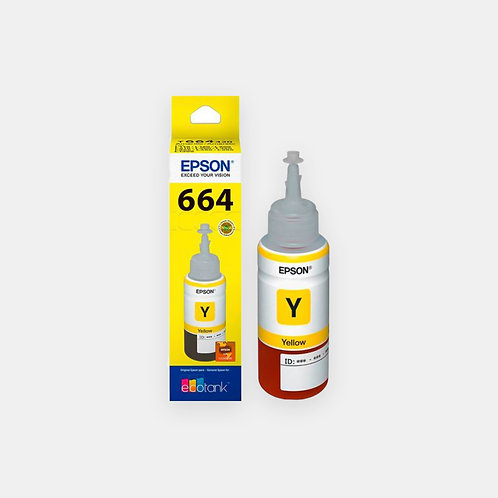 (23)Epson Ink T664 Yellow