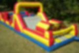 Neighborhood Block Party_obstacle course