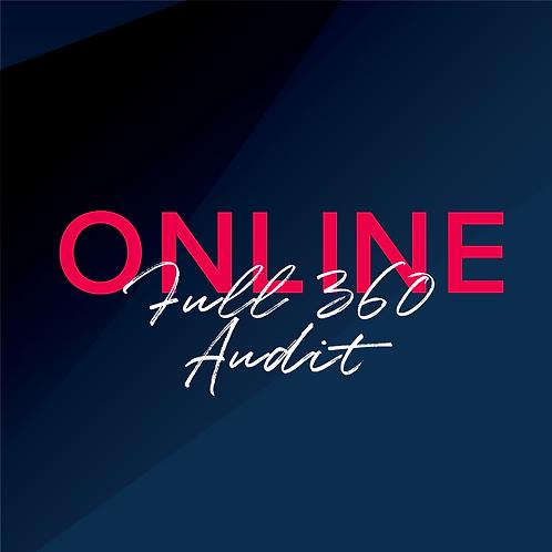Full 360 Online Audit
