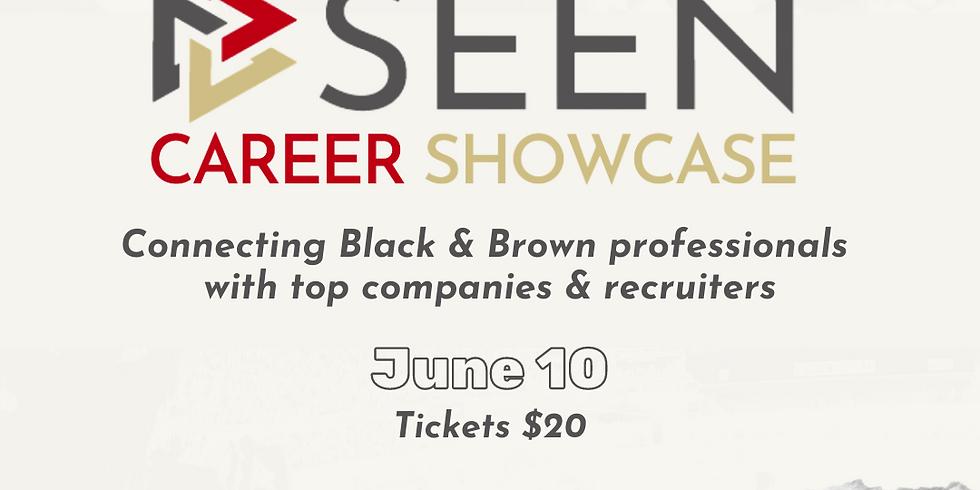 SEEN Career Showcase