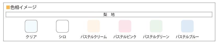 エマソフトクリーンパック色相イメージ
