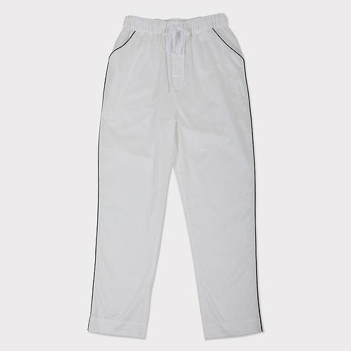 Slanted On-seam Pocket Pants
