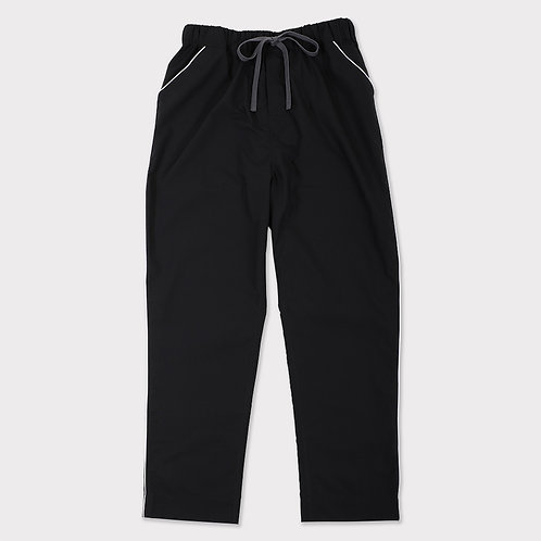 Slanted On-seam Pocket Pants