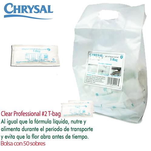 PROF 2 BOLSA 50 t-bags