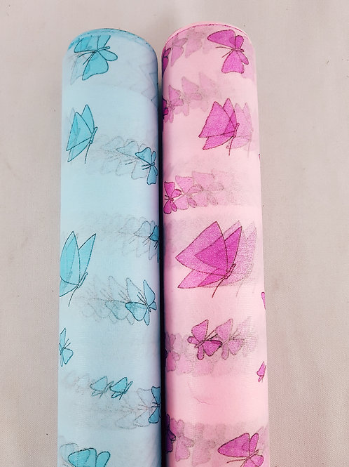 Papel Coreano Mariposas