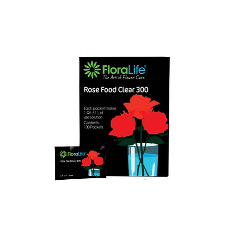 Rose Food Clear 300 (Alimento para Rosas)