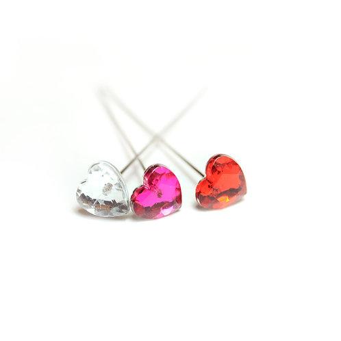 Corsage Pins Corazón