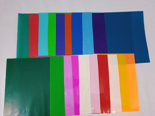 Papel Francés Colores Lisos
