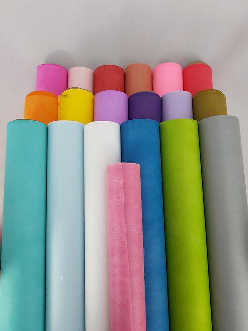 Papel Coreano colores lisos