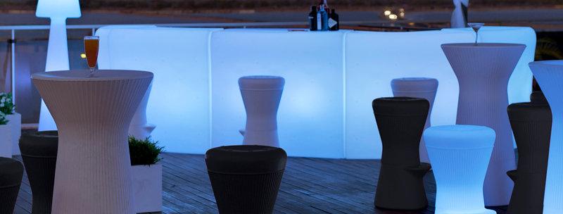 Barra para Bar Ibiza 120 Smartech