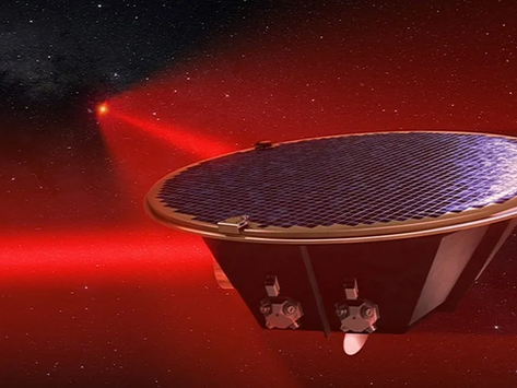 OEwaves Laser Selected To Be Further Developed For LISA Mission
