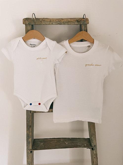 Tee-shirt - Fratrie