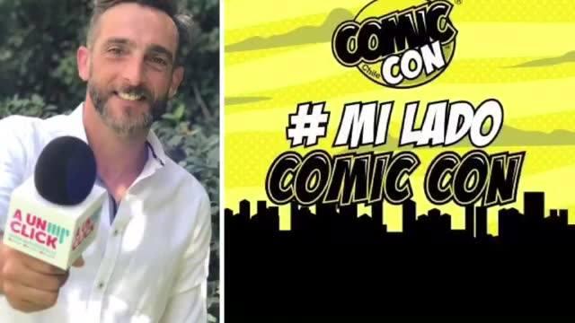 Transmisión en Vivo ComicCon Chile