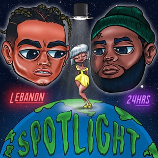 Spotlight - Lebanon Donn (feat. 24hrs)