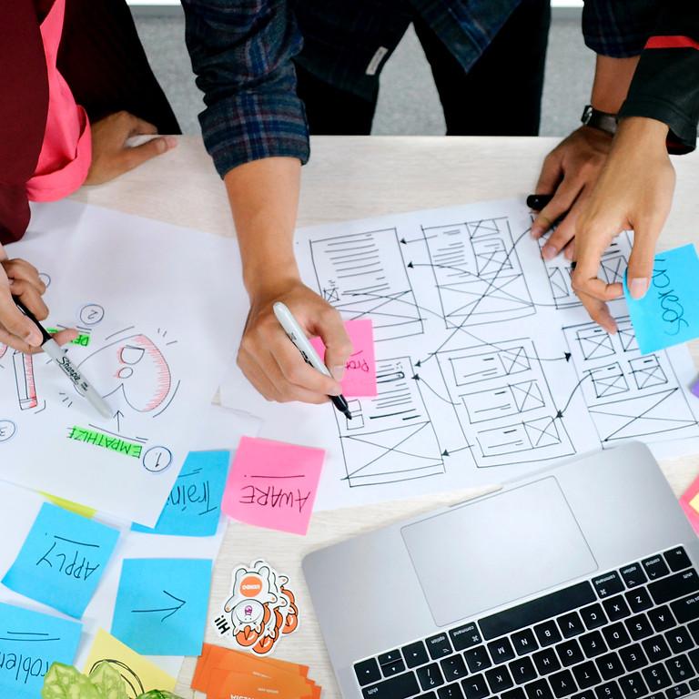 Lunch & Learn: Design Thinking als Werkzeug für Innovation