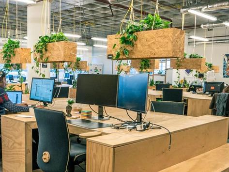 Die 10 hippsten Coworking-Spaces der Welt