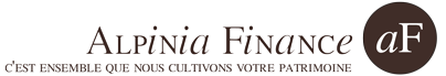 Logo Alpinia Finance ensemble