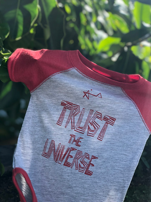 Trust the Universe Bodysuit