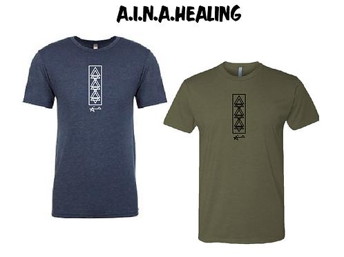 A.I.N.A. Healing Unisex shirt