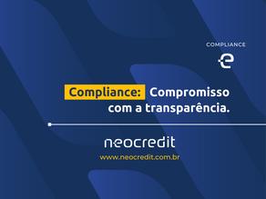 Compliance: Compromisso com a transparência.