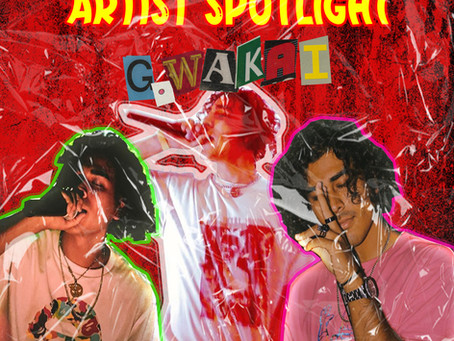 An Introduction to G.Wakai - Artist Spotlight