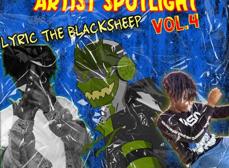 An Introduction to Lyric The Blacksheep (Artist Spotlight VOL.4)