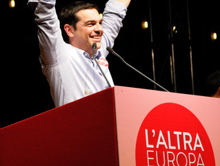 The Future Of Greece Led By Syriza