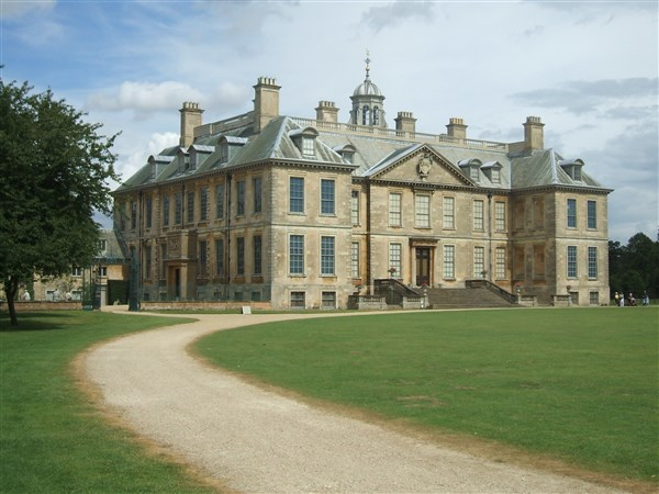 NATIONAL TRUST PROPERTIES naturist
